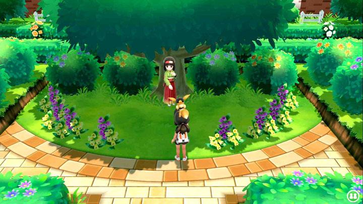 Arène de Céladopole Pokémon Let's Go Pikachu et Let's Go Évoli