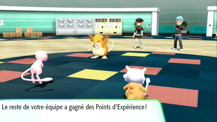 Partie 7 : Safrania et Sylphe SARL - Solution de Pokémon Let's Go Pikachu et Let's Go Évoli