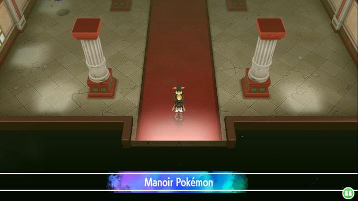 Partie 8 : Îles Écume, Manoir Pokémon et Cramois'Île - Solution de Pokémon Let's Go Pikachu et Let's Go Évoli