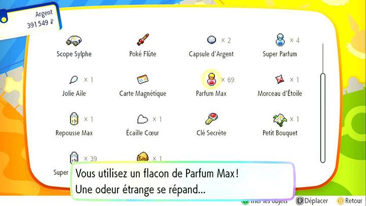 Gagner facilement de l'expérience dans Pokémon Let's Go Pikachu et Let's Go Évoli
