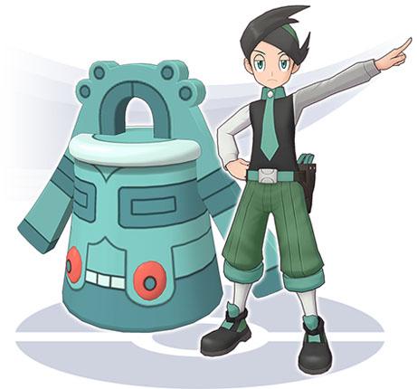 Duo Cardus et Archéodong Pokémon Masters