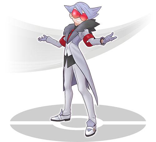 Alexis Pokémon Masters