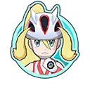 Pokémon Masters - Cornélia