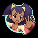 Pokémon Masters - Iris