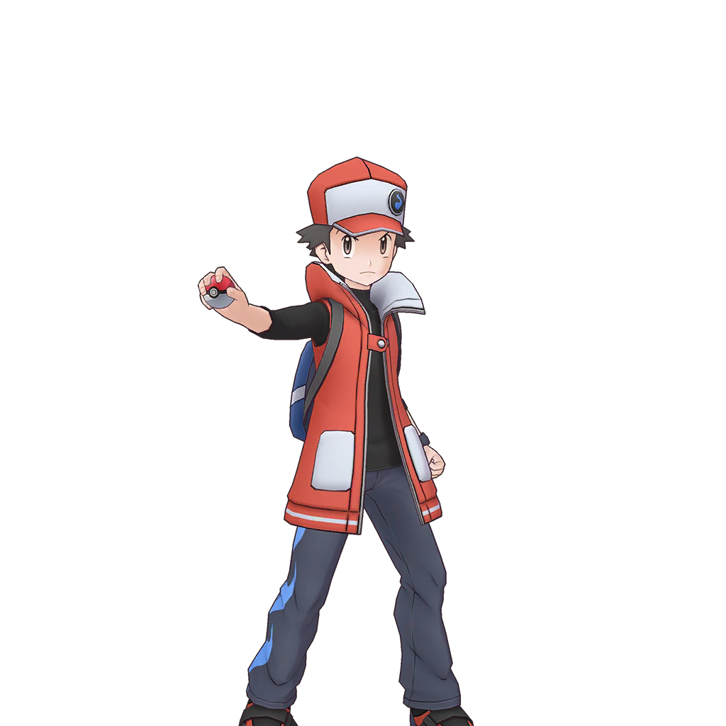 Red (Look Ultime) - Pokémon Masters