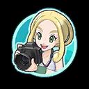 Duo Violette et Arakdo Pokémon Masters