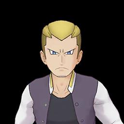 Sprites Dresseurs Pokémon Masters