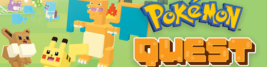 Dossier Pokémon Quest