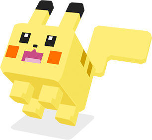 Pikachu Pokémon Quest