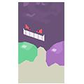Ballon Ectoplasma Pokémon Quest