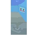 Drapeau Carapuce Pokémon Quest