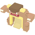 Hamac Kangourex Pokémon Quest