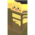 Planche Pikachu Pokémon Quest