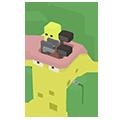 Sac de Golf Empiflor Pokémon Quest