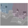 Statues Royales Pokémon Quest