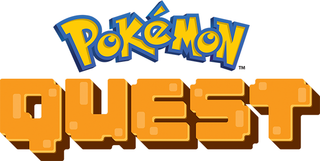 Logo français de Pokémon Quest