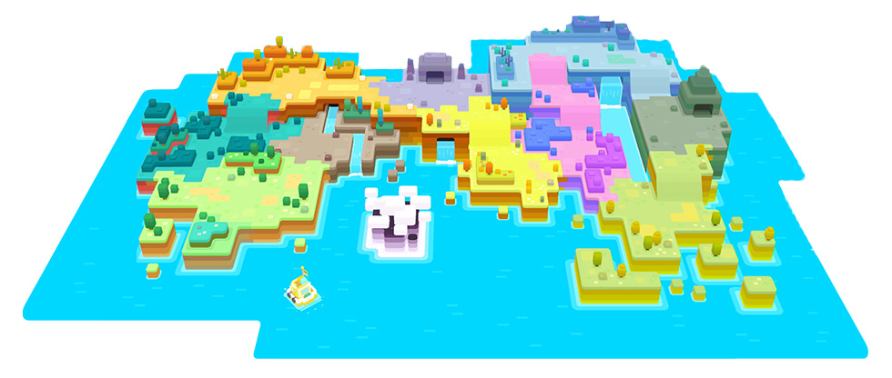 Carte Pokémon Quest