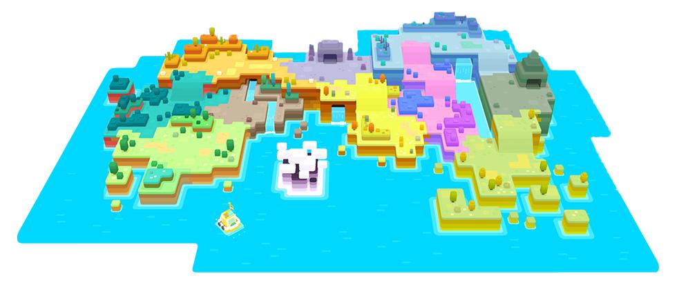 Carte Pokémon Quest
