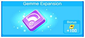 Gemme Expansion Pokémon Quest