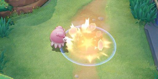 Bombe Oeuf de Leuphorie