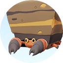 Combattant Crabaraque sur Pokémon UNITE