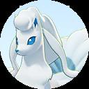 Combattant Feunard d'Alola sur Pokémon UNITE