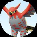 Combattant Flambusard sur Pokémon UNITE