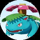 Combattant Florizarre sur Pokémon UNITE