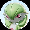 Combattant Gardevoir sur Pokémon UNITE