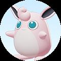 Combattant Grodoudou sur Pokémon UNITE