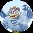 Combattant Mackogneur sur Pokémon UNITE