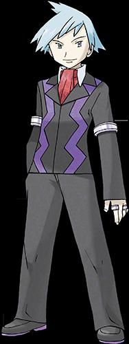 Maître de la Ligue Pierre Pokémon Rubis et Saphir