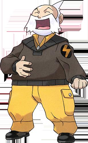 Voltère de Lavandia Pokémon Rubis et Saphir