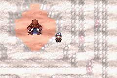 Capturer Groudon Pokémon Rubis et Saphir