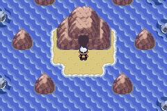 Capturer Regice Pokémon Rubis et Saphir