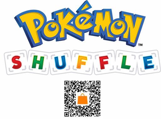 Télécharger Pokémon Shuffle sur le Nintendo eShop