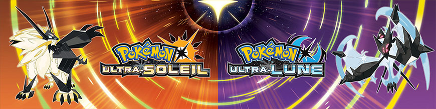 Dossier Pokémon Ultra-Soleil et Ultra-Lune