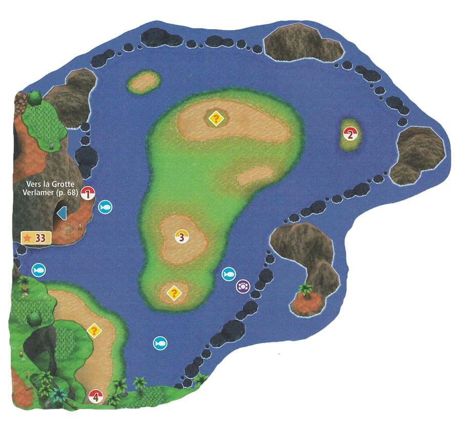 Baie de Kala'e - Mele-Mele - Pokémon Ultra-Soleil et Ultra-Lune