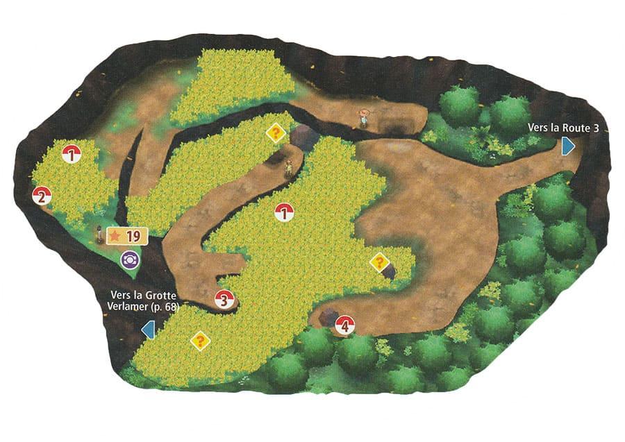 Jardin de Mele-Mele - Mele-Mele - Pokémon Ultra-Soleil et Ultra-Lune