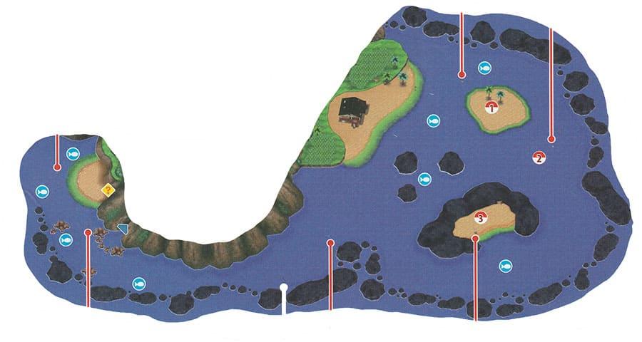 Mer de Mele-Mele - Mele-Mele - Pokémon Ultra-Soleil et Ultra-Lune
