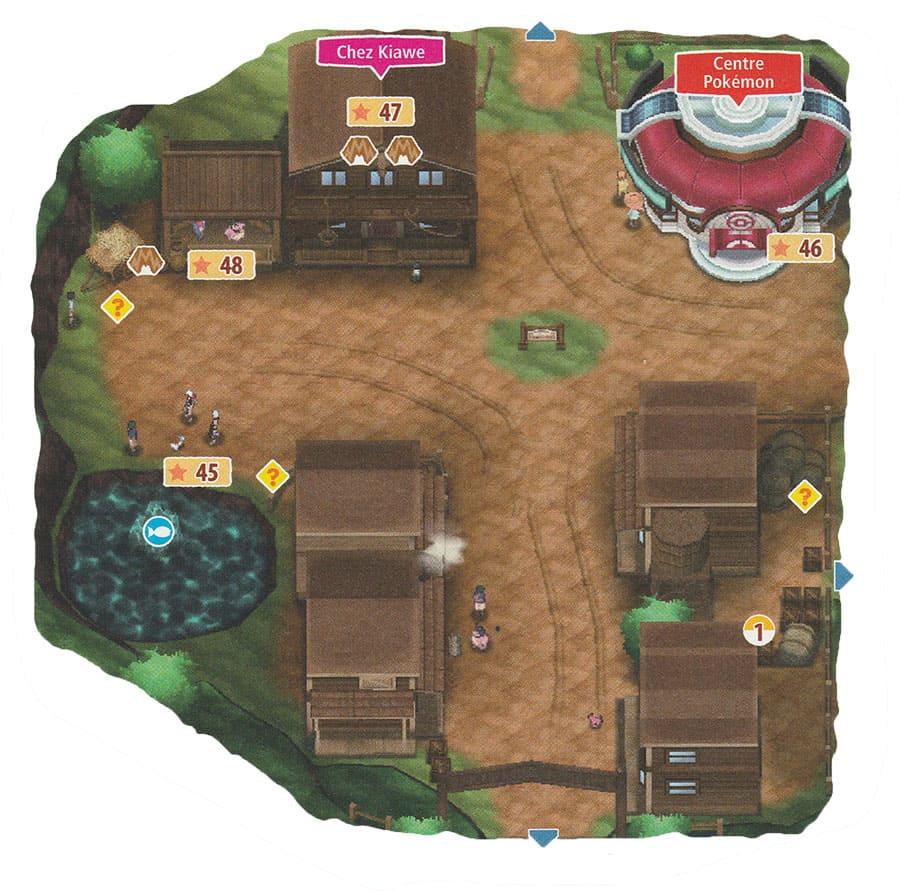 Ohana - Akala - Pokémon Ultra-Soleil et Ultra-Lune
