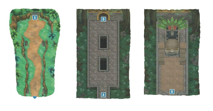 Ruines du Conflit - Mele-Mele - Pokémon Ultra-Soleil et Ultra-Lune