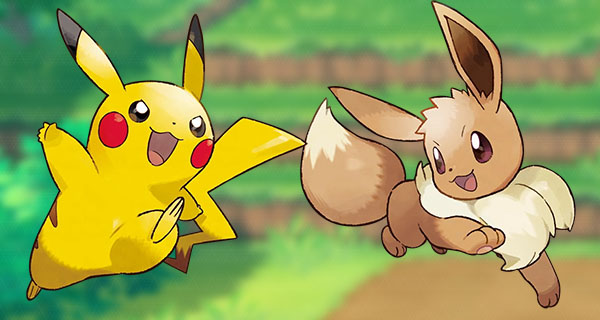 Pokémon Let's Go Pikachu & Let's Go Évoli > Les Pokémon rares