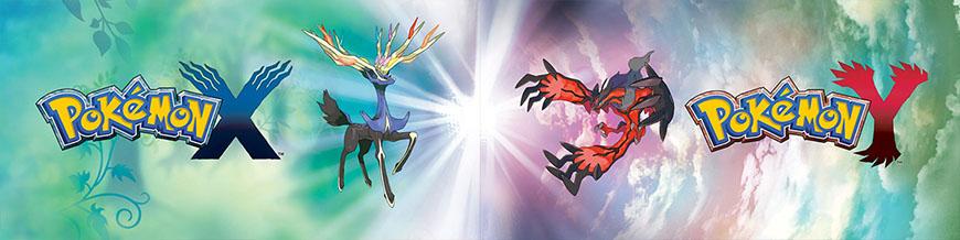 Pokémon X et Y sur Nintendo 3DS