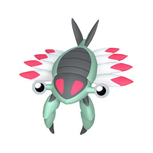 Modèle de Anorith - Pokémon GO