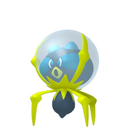Modèle de Araqua - Pokémon GO
