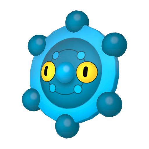 Modèle de Archéomire - Pokémon GO