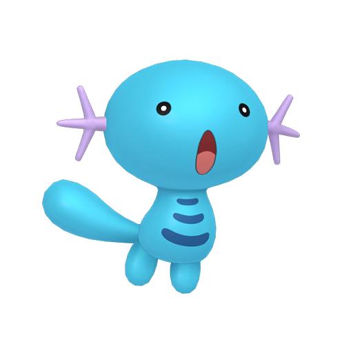 Modèle de Axoloto - Pokémon GO