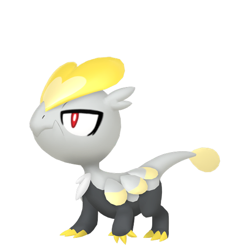 Modèle de Bébécaille - Pokémon GO