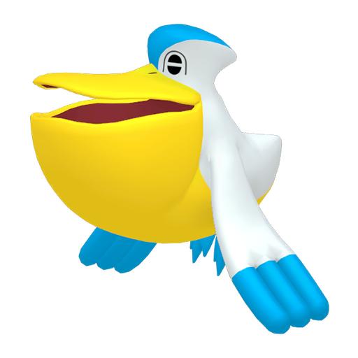 Modèle de Bekipan - Pokémon GO